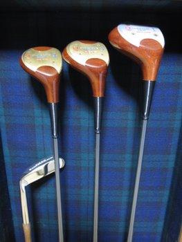 QE2・クイーンエリザベス2世 中古 ゴルフセット