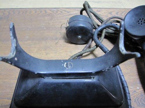 FUJI 古い内線電話