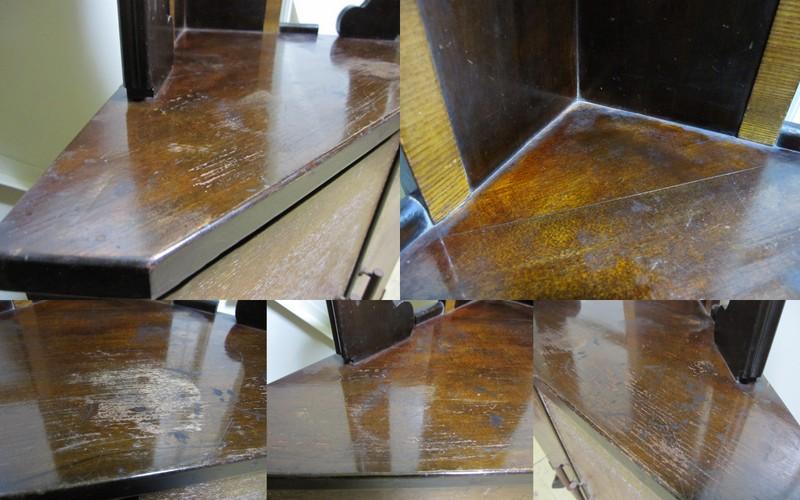 FS015 古い三角コーナーキャビネット