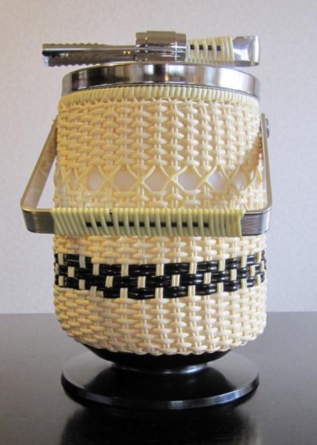 ヨットマホービン 手編みアイスペール