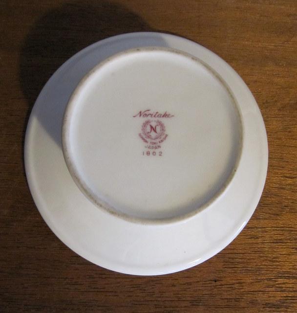 ノリタケ 灰皿 小 1802