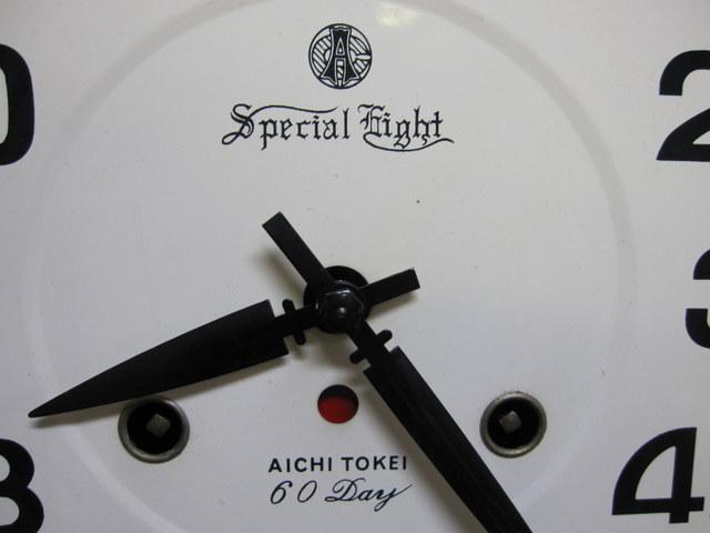 CW013 愛知時計 Special Eight 柱時計 60DAY