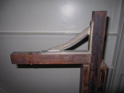 古い身長計(180cm)
