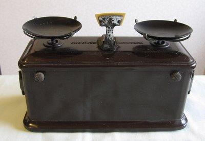 上皿天秤 02(村上式) 分銅付き(村上衡器製作所)