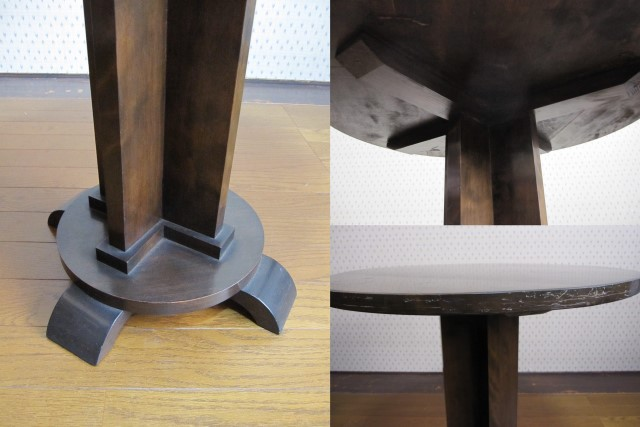 FD007 丸いテーブル