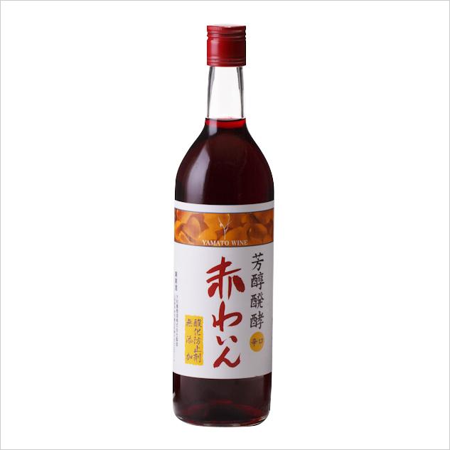 芳醇醗酵無添加赤ワイン辛口