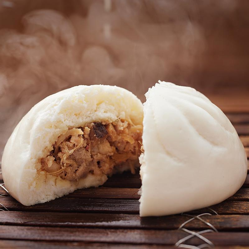 フカヒレ豚まん フカヒレと豚肉との贅沢なお饅頭