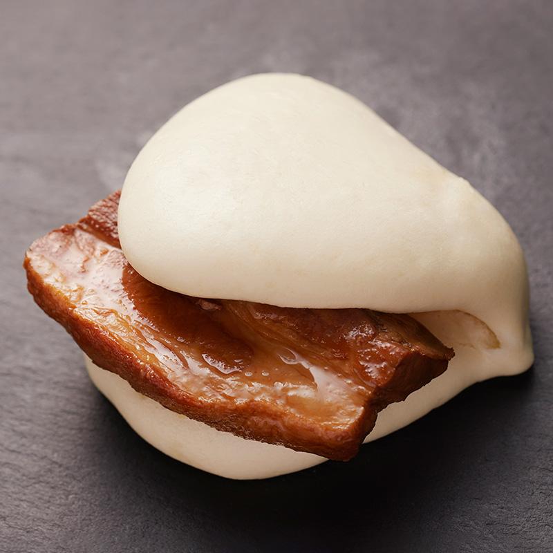 横濱中華角煮まん(1箱3ヶ入)豚角煮とふっくらパオ