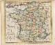 「フランス地図 1792年」 原本(55,000円の50%OFF)