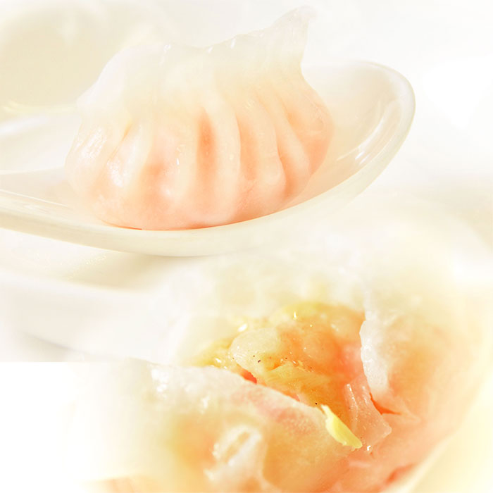 ◆海老蒸し餃子(エビムシギョウザ)10ヶ入 聘珍樓点心【蝦餃】
