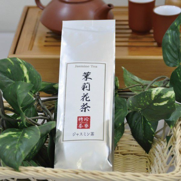 ●茉莉花茶40g(ジャスミン茶) 聘珍樓の中国茶