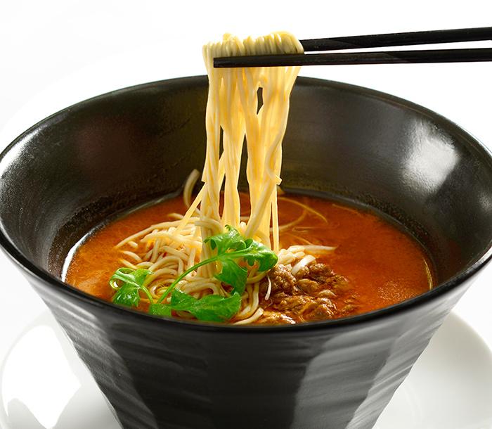 ◆汁あり担担麺 ( 担々麺 坦坦麺 坦々麺 )