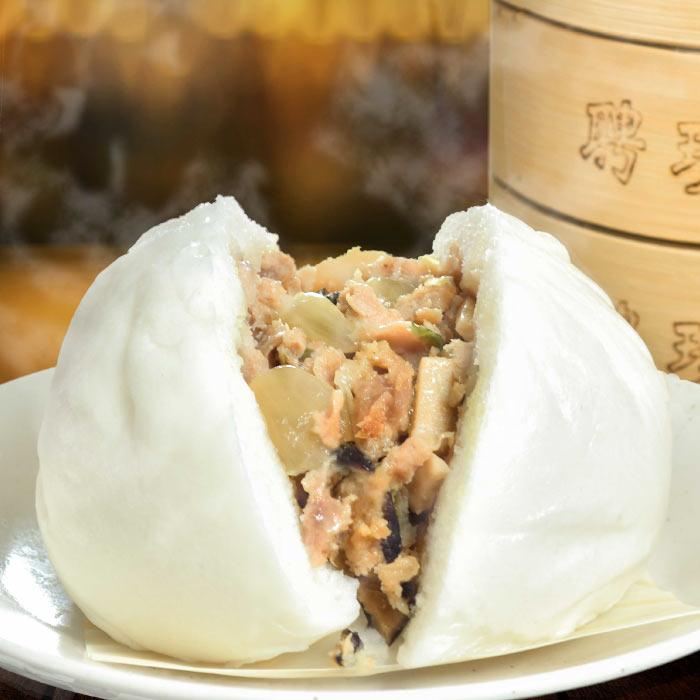 ★延壽(えんじゅ) 新広東煮豚入り 点心12種62個 豪華な贈り物ギフト、飲茶パーティーにおすすめ