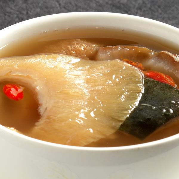 ★家庭画報 王妃のスープ「聘珍燉三宝」5袋入 フカヒレ、スッポン、ナマコ入薬膳スープ