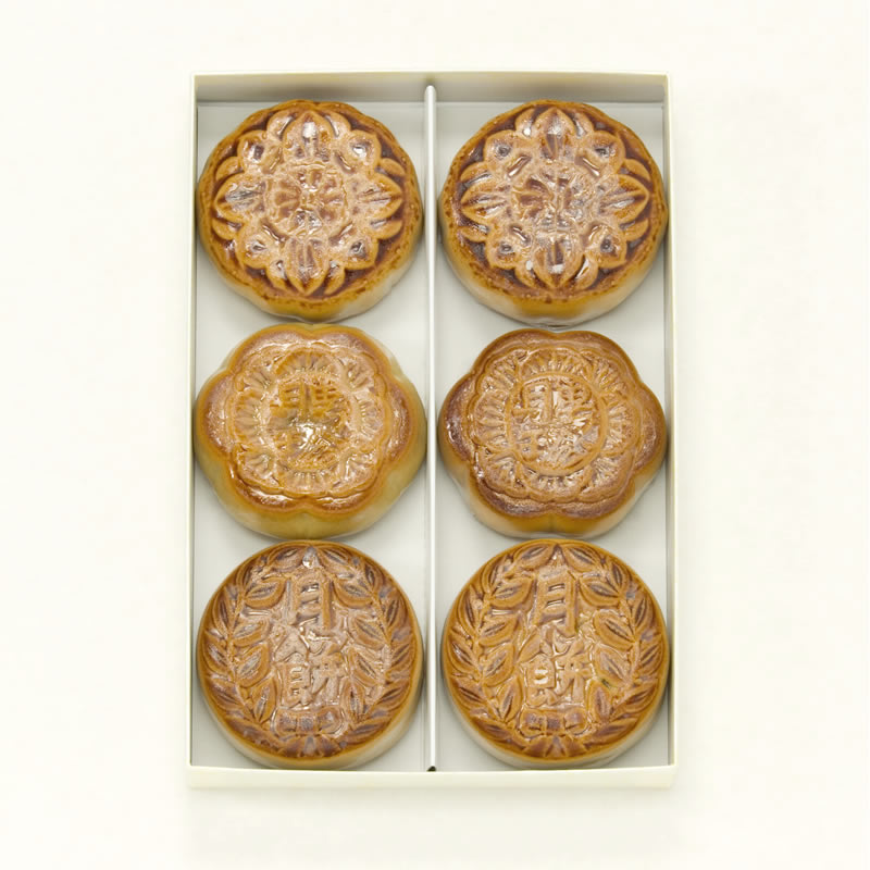 ●月餅ギフトセット G−1520(詰合せ)聘珍樓の月餅・中華菓子ギフト
