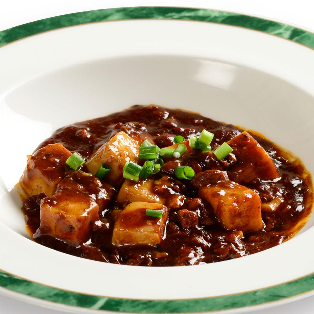 ★【冷凍惣菜】 麻婆豆腐150g  一人前 湯煎  おかず 冷凍