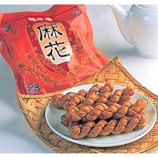 ●麻花(マーファー) 【中華菓子】聘珍樓の中華菓子