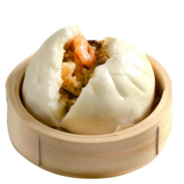 ◆三味まん (肉まん、海鮮まん、野菜まん) 聘珍樓の肉まんシリーズ【三味包】