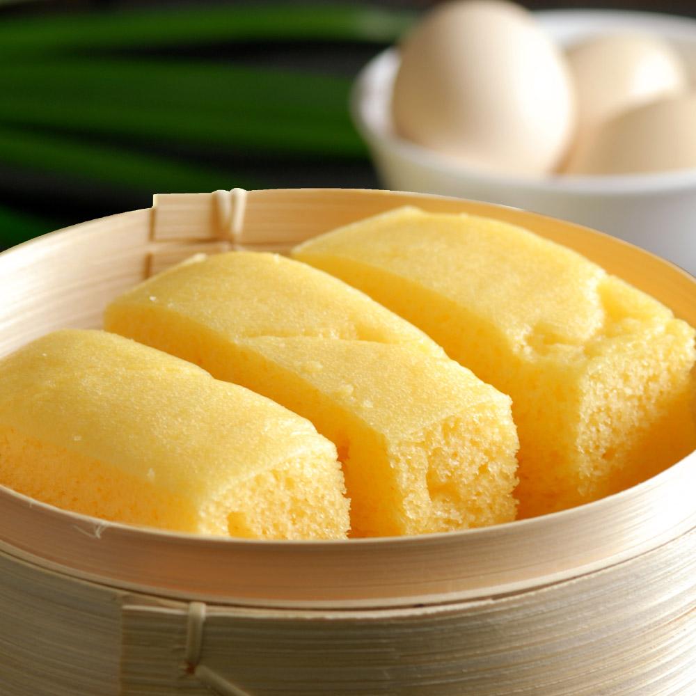 ●レンジで簡単に作れる 馬拉糕 マーライコウミックス