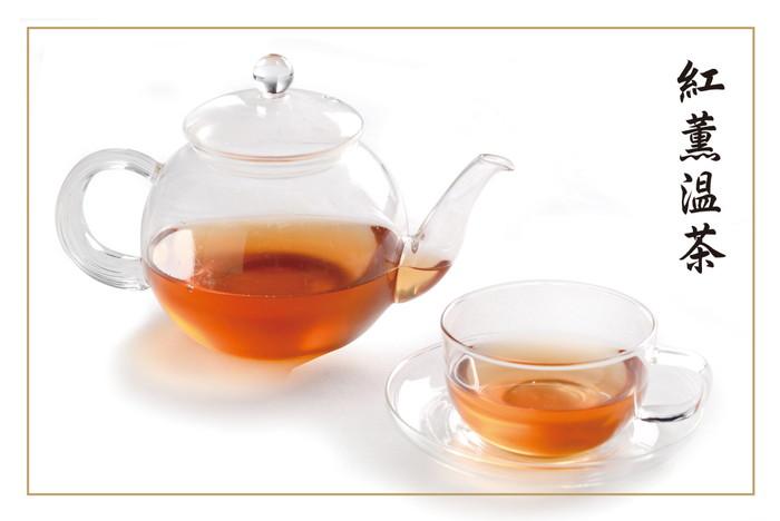 ●薬膳茶 紅薫温茶(べにくんおんちゃ)