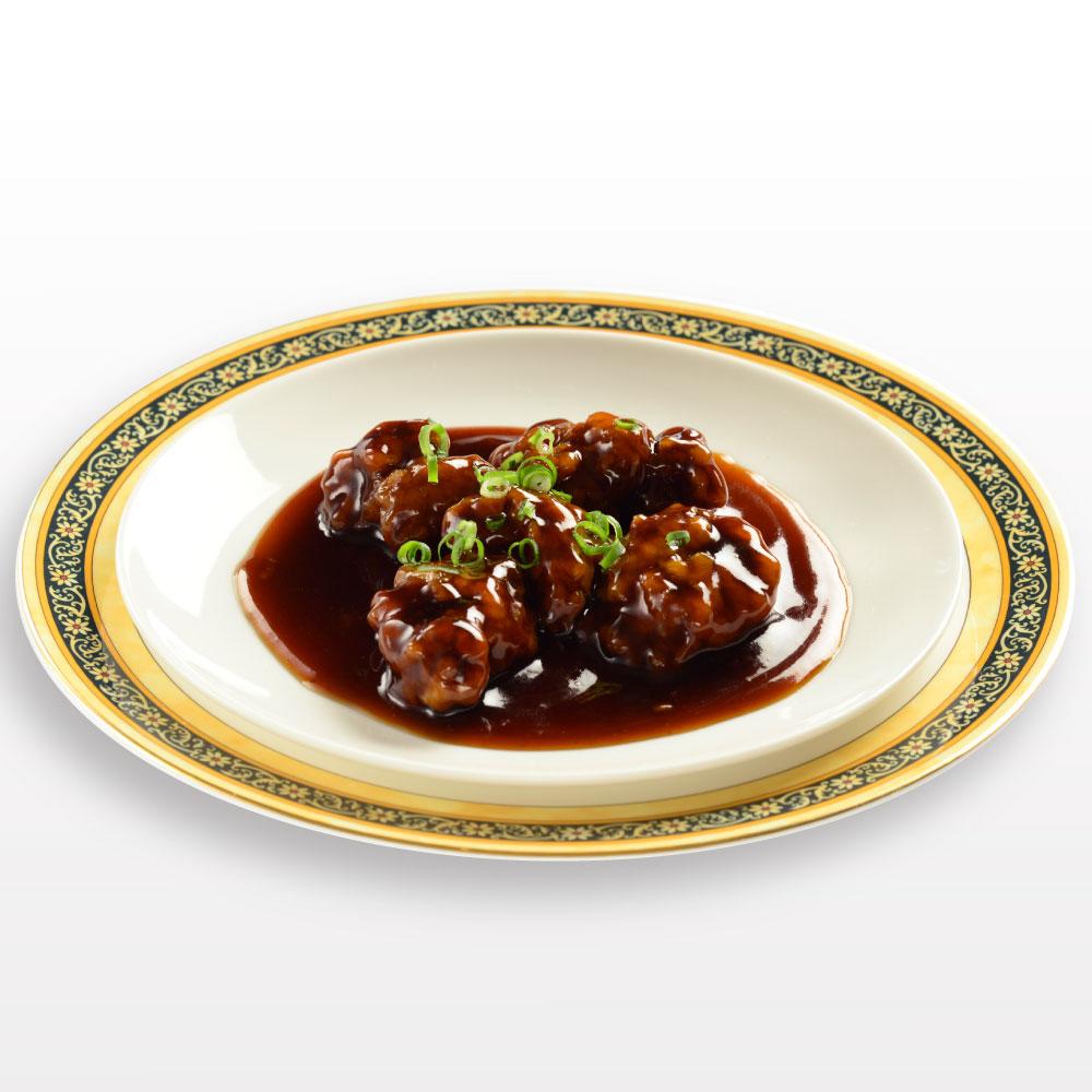 ★【冷凍惣菜】 黒酢すぶた 3袋セット 送料込み (一人前150g) 湯煎  おかず 冷凍