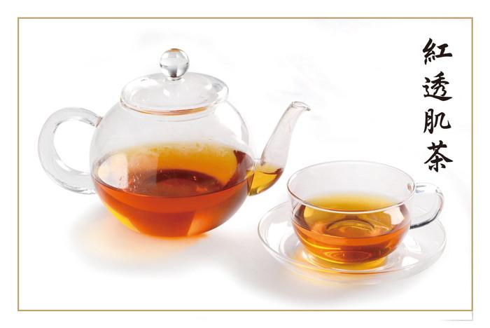 ●薬膳茶 紅透肌茶(べにとうきちゃ)