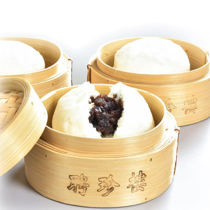 ★あんまん(小) 3個入【冷凍】 聘珍樓の肉まんシリーズ【豆沙包】