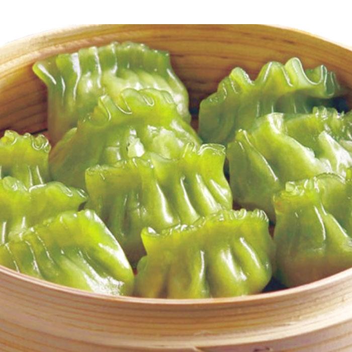 ★九菜餃子(ニラエビギョウザ)10ヶ入【冷凍】 聘珍樓点心 点心