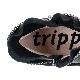 [trippen] Diesel f ( black-asp )