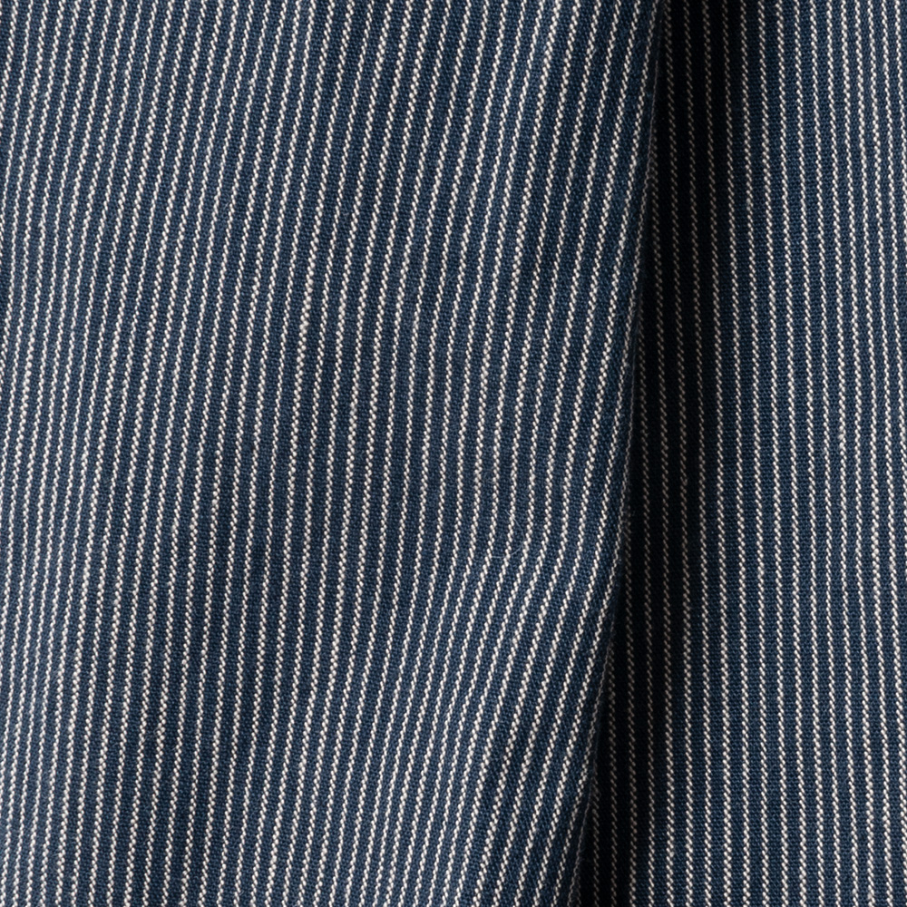 [RaPPELER] HETEROMORPHIC TUCK DENIM PANTS_BLUE