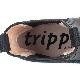[trippen] Chelsea f ( black-asp )
