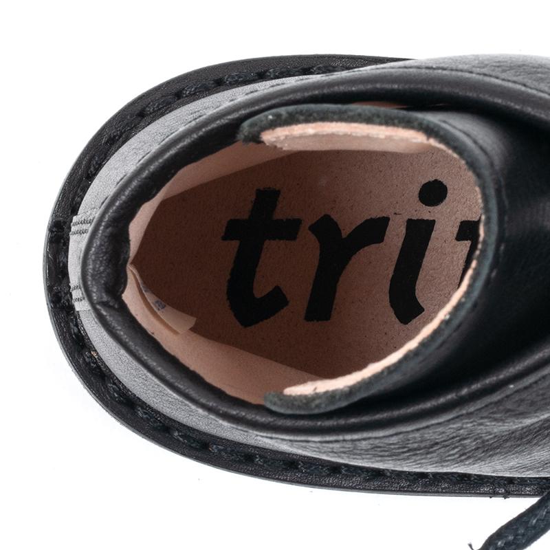 [trippen] Eiger f ( black-waw )