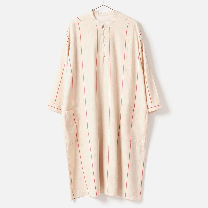 [Harriss GRACE] STRIPE TUNIC DRESS