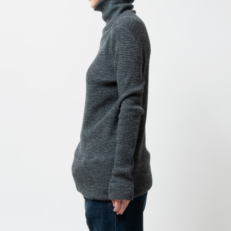 [RaPPELER] 3WAY WOOL PULL OVER