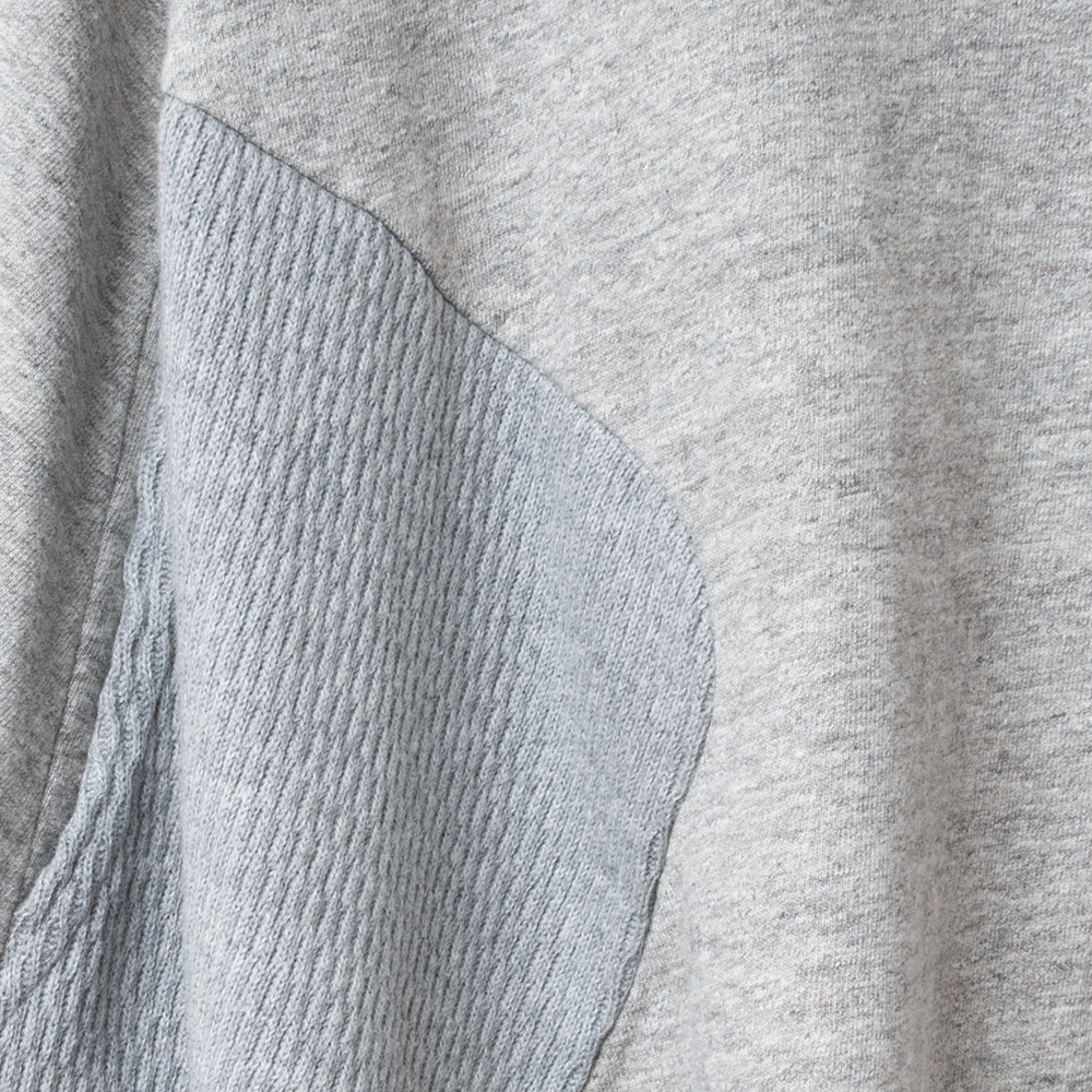 [RaPPELER] PRODUCT DYEING 4WAY CARDIGAN_GRAY
