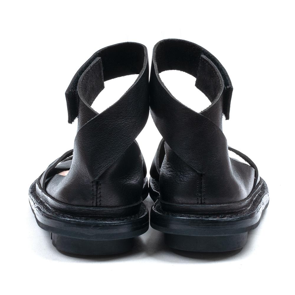 [trippen] Lagos f ( black-waw )