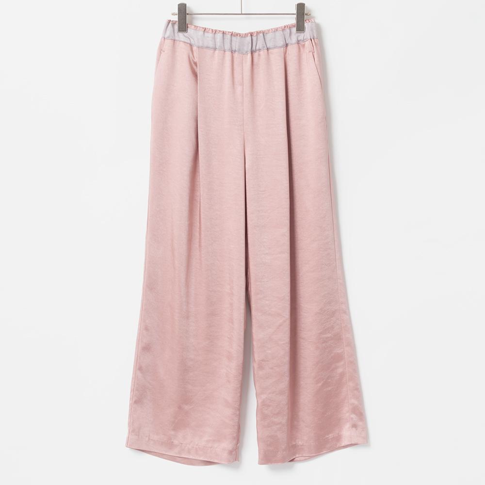 [Harriss] SOFT WIDE PANTS
