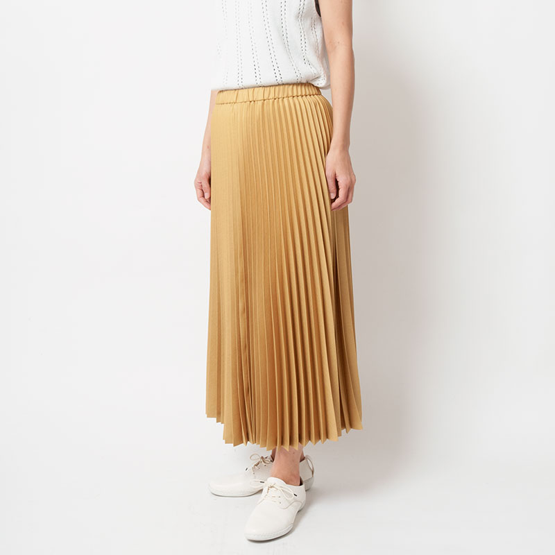 [Harriss ]PLEATED SKIRT