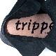 [trippen] Base f ( black-waw )
