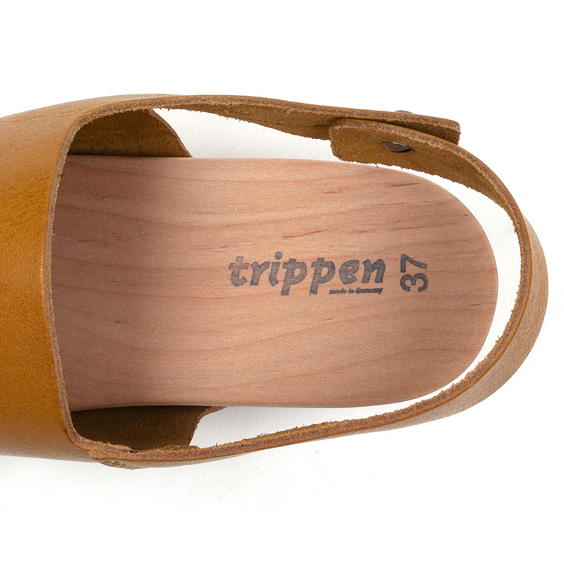 [trippen] Treppe f ( olive-waw )