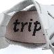 [trippen] Rebel tr_vol f ( white-bat )