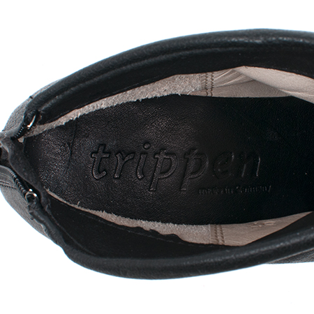 [trippen] Swift f ( black-wab )
