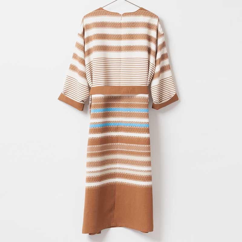 [Harriss ] PRINT DRESS