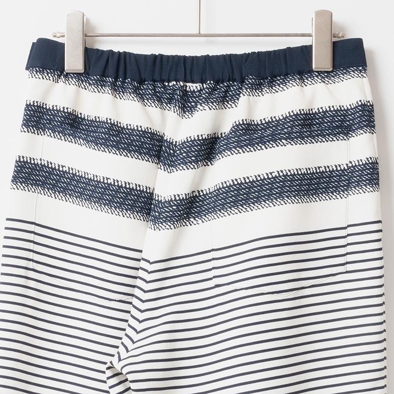 [Harriss ] PRINT PANTS