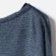 [RaPPELER] 2way washer linen long sleeve pullover_navy