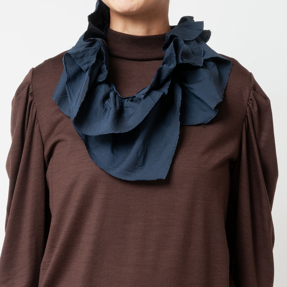 [Harriss GRACE] ATTACHED COLLAR