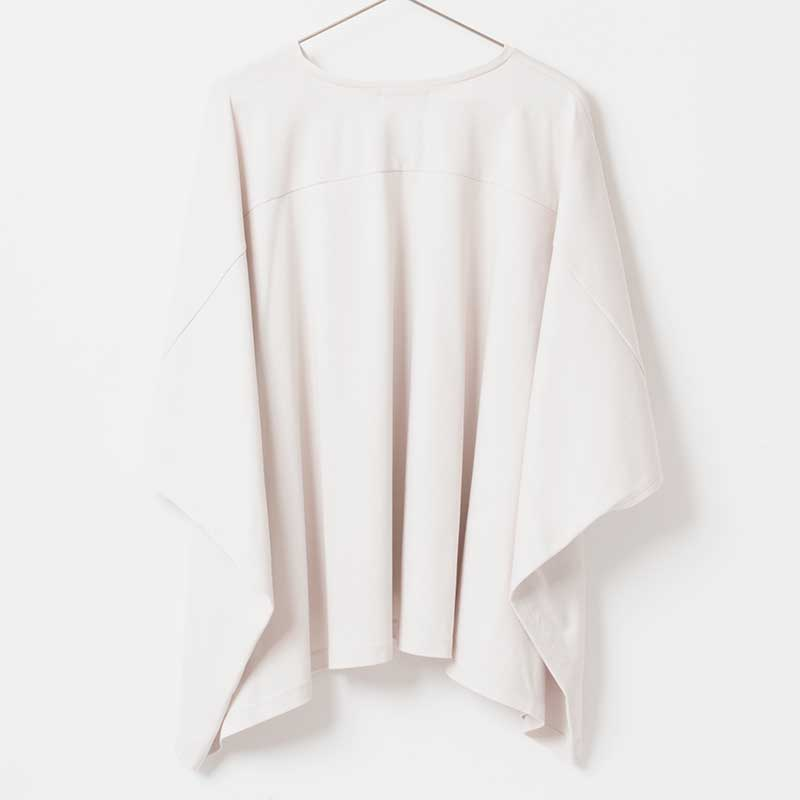 [Harriss GRACE]CAPE PULL OVER