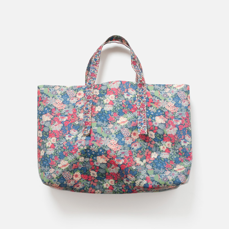 [Harriss SELECT] LUISA CEVESE FLOWER RECTANGULAR TOTE