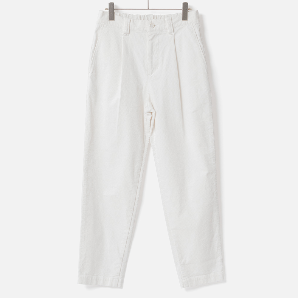 [le ciel de HARRISS] 1TUCK BASIC PANTS