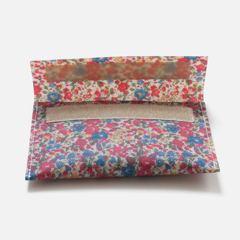 [Harriss SELECT] LUISA CEVESE FLOWER FLAT WALLET_00